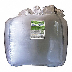 Oil-Based Liquids Volcanic Minerals, Polymers Solidifer, Absorbs 728 gal., 60 cu. Ft. Bag