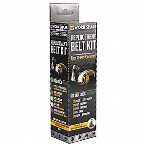 Belt Accessory Kit,Work Sharp
