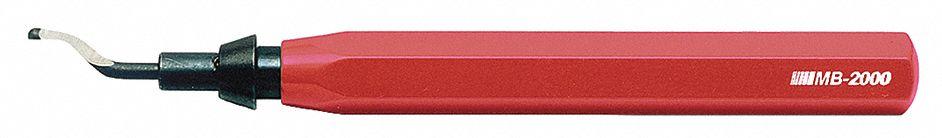 155-00169 SHAVIV Steel High Speed Steel Disposable Deburring Tool,E Series