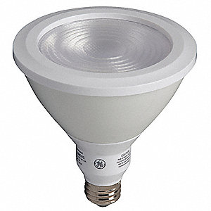 18.0 Watts LED Lamp, PAR38, Medium Screw (E26), 1700 Lumens, 4000K Bulb Color Temp.