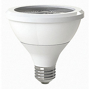 LED Lamp, PAR30, 12W, 2700K, 25deg., E26