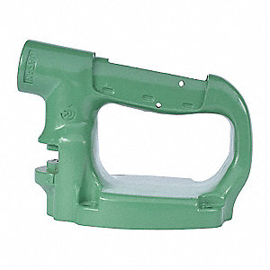 Throttle Handle,Green Color