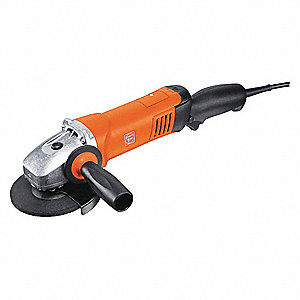 "Angle Grinder,6"",13 A,8500 RPM,120VAC"