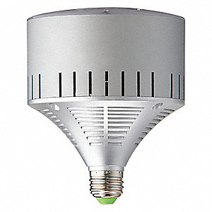 30 Watts LED Lamp, Cylindrical, Medium Screw (E26), 2841 Lumens, 4200K Bulb Color Temp.