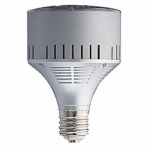 30 Watts LED Lamp, Cylindrical, Mogul Screw (E39), 2841 Lumens, 4200K Bulb Color Temp.