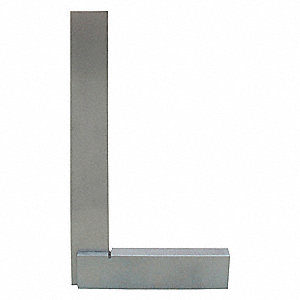 Precision Square,3-3/4x2-1/2in,0.0008 i