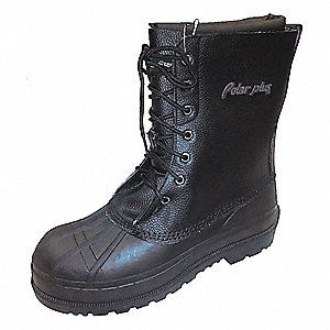 Work Boots,Steel Toe,Thinsulate(R),9,R