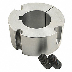 "Taper-Lock Bushing, 2517 Series, 1-5/8"" Bore Dia., 2.400"" Length"