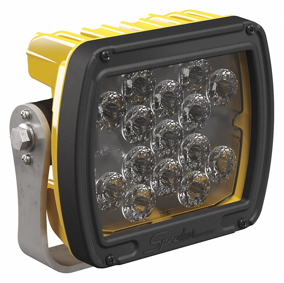 "WorkLight, 9000lm, Rectangular, LED, 5-1/2""H"