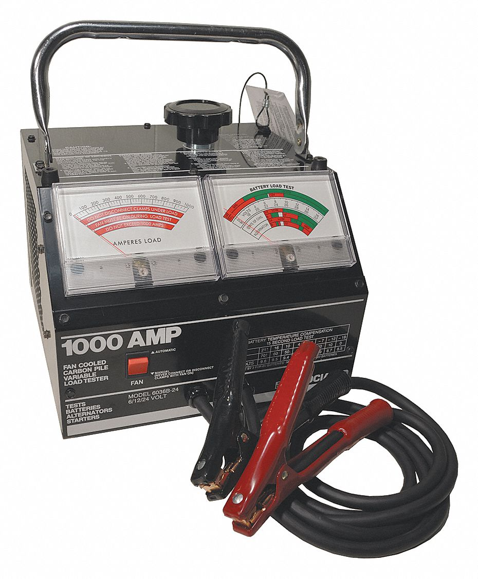 Associated Battery Tester : Battery testers usa