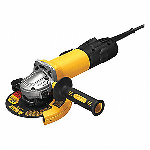 "Angle Grinder,6"",13 A,9000 RPM,120VAC"