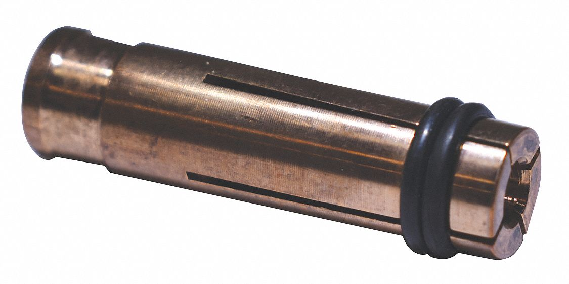 "Collet, 1-3/8"", Copper, 3/8"" Stud Dia."