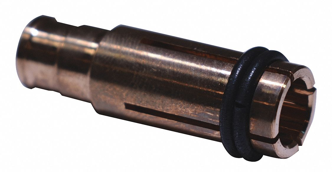 Collet, 5/16 in., Copper, Stud Dia. 5/16 in