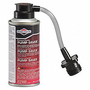 Pump Saver,Steel,0.10 psi,4 oz.