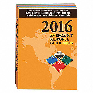 2016 Emergency Response Guide, Std.