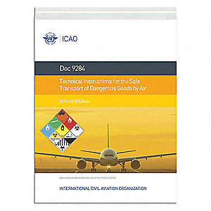 Ref. Book,ICAO Safe Transp of DG By Air