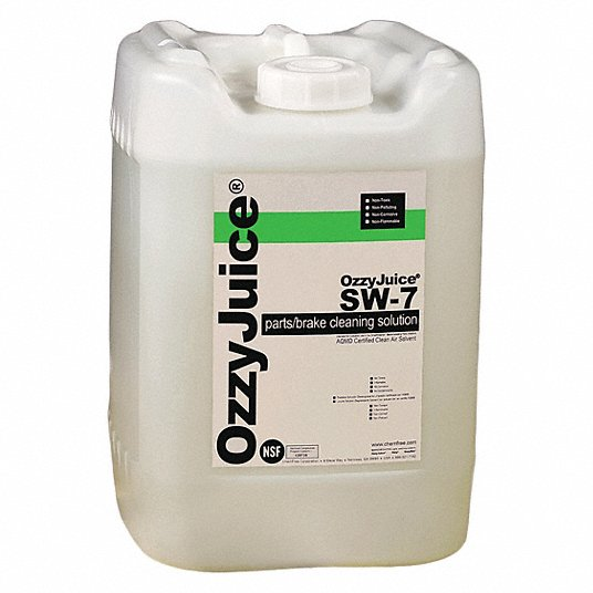 OzzyJuice Water based solvent