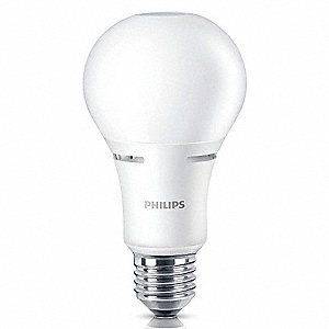 LED Lamp,Non-Dimmable,A21,2700K,3 Way