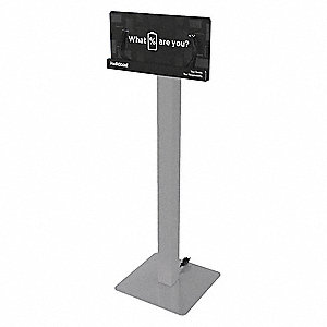 "18"" x 15"" x 48"" Cell Phone Charging Station Compatible With Most Major Cell Phones"
