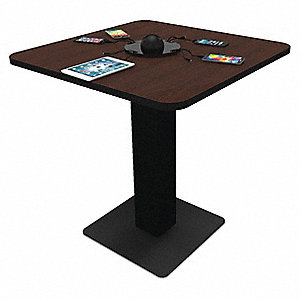 "36"" x 36"" x 29"" Cell Phone Charging Station Compatible With Most Major Cell Phones and Laptops"