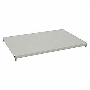 "Shelf,24"" D,36"" W,Steel Deck"