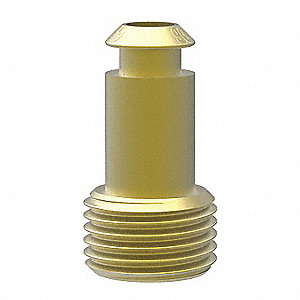 Suction Cup Fitting with 6mm Port Size&#x3b; For Use With Pad Size 20 to 30mm Diameter