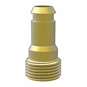 Suction Cup Fitting with 12mm Port Size&#x3b; For Use With Pad Size 60 to 75mm Diameter