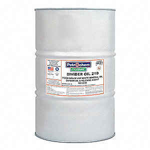 Divider Oil,55 gal.,Drum