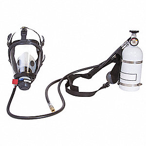 Supplied Air System,Univ.,5min,Harness