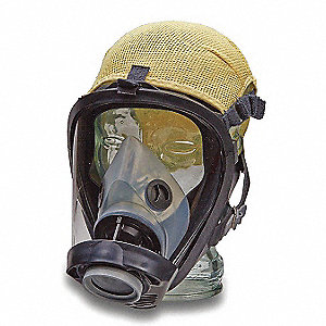 Full Face Respirator,Lung Demand Valve,