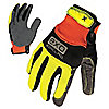 MECHANICS GLOVE 2XL HIGH-VISIBILITY PR