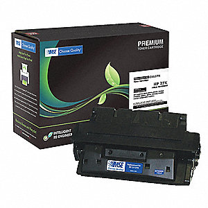 HP Toner Cartridge, No. MSE022127162, Black