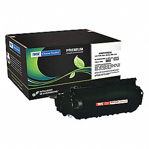 Lexmark Toner Cartridge, No. MSE02241317, Black