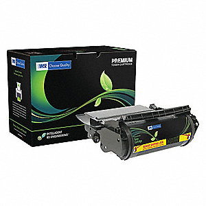 Toner Cartridge,Black,Max Page 17,600