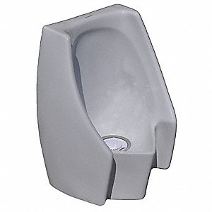 Wtrless Urinal,Wall,Vitreous China,White