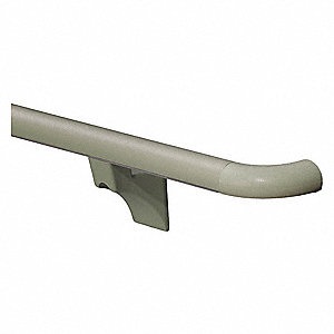 Left Handrail Return,Olive,900 Series