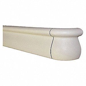 Handrail Right Return,Taupe,1000 Series