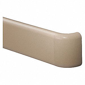 Bracket,1-7/8in L,800 Series,Khaki Brown