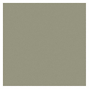 "Rigid Vinyl Sheet, Olive, Plastic, 96"" Length, 48"" Height, 3/64"" Thickness"