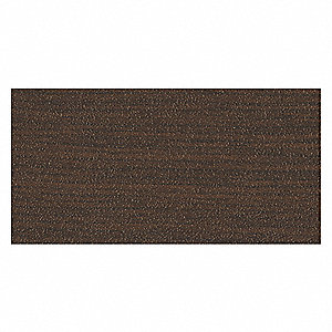 Rigid Vinyl Sheet,1/16in Thick,Coffee