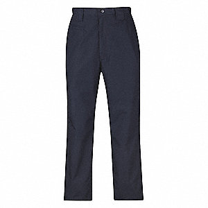 "Men's Tactical Pants. Size: 50"", Fits Waist Size: 50"", Inseam: 37-1/2"", LAPD Navy"