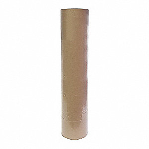 "100 ft. x 35"" Paperboard Floor Protection, Brown"