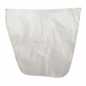 Paint Strainer Bag,12in.L,1/16 in.H,PK25