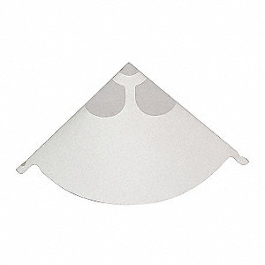 CONE PAINT STRAINER,5 IN. L,PK1000