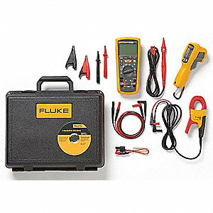 Insulation Multimeter,1000 nF to 9999 uF