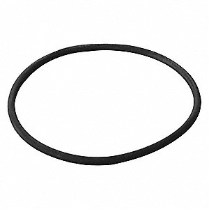 "Duct O-Ring,5"" dia.,5"" L,Rubber"