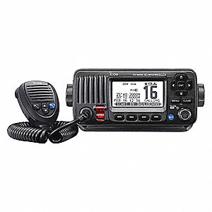 Mobile Two Way Radio, 156.050 to 163.275 MHz Frequency, VHF, 25 Output Watts, 1065 Number of Channel
