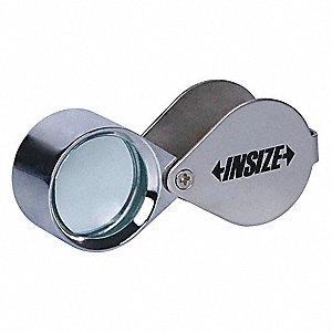 Folding Pocket Magnifier 8X Power