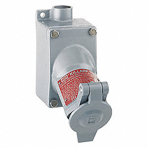 Hazardous Location Plugs and Receptacles - Plugs and