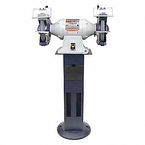 Magnificent 10 Bench Grinder 115 240V 1 1 2 Hp 1725 Max Rpm 1 Arbor 7 8 3 9 Amps Andrewgaddart Wooden Chair Designs For Living Room Andrewgaddartcom